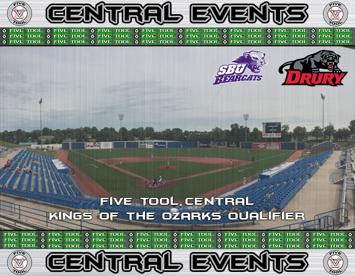 June 14-17: Five Tool Central Kings of the Ozarks Qualifier