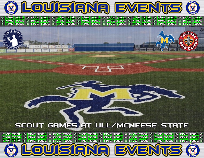July 12-15: Scout Games at ULL/McNeese State