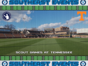 June 14-17: Scout Games at Tennessee