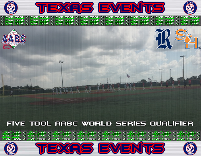 June 12-16: Five Tool AABC World Series Qualifier