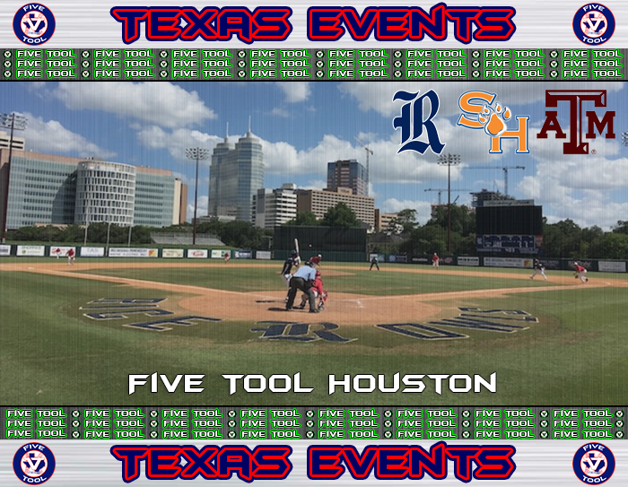 June 28-July 1: Five Tool Houston