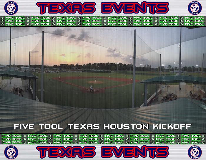 June 7-10: Five Tool Texas Houston Kickoff