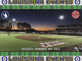 June 8-10: Scout Games at ULL