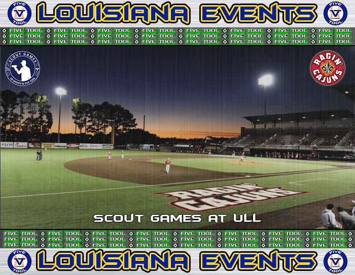 June 7-10: Scout Games at ULL