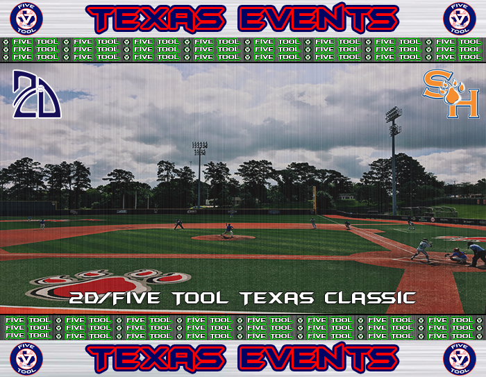 July 12-15: 2D/Five Tool Texas Classic