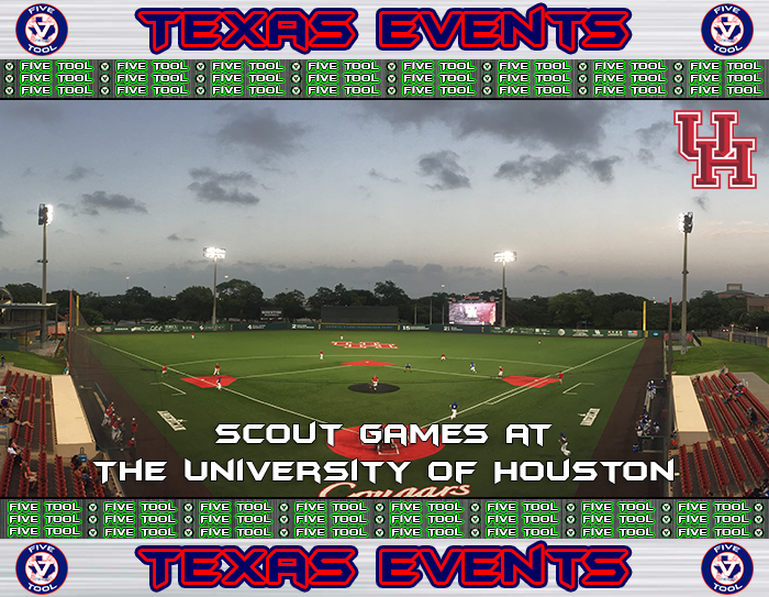 July 6-8: Scout Games at University of Houston