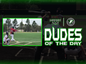 Dudes of the Day: 1st Annual Five Tool Futures North Texas Elite Championship — March 25, 2018