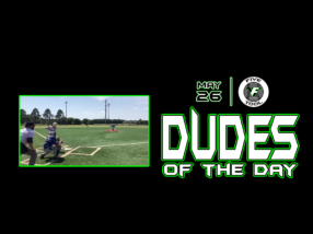 Dudes of the Day: Five Tool Futures 14U Memorial Day Invitational — May 26, 2018