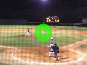 #DudeWatch: Uncommitted 2020 Guy Garibay (OF/LHP)