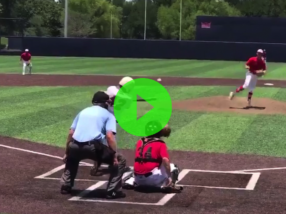 #DudeWatch: Uncommitted 2019 Jacob Guerrero (OF)