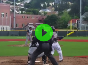 #DudeWatch: Uncommitted 2019 Keith Whitaker (CF/LHP)