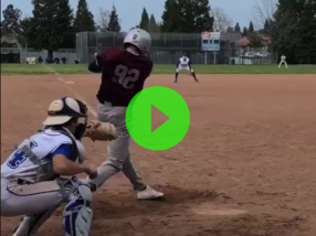 #DudeWatch: Uncommitted 2020 Landon Wallace (C)
