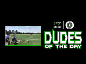 Dudes of the Day: Five Tool Futures 14U Memorial Day Invitational — Sunday, May 27-Monday, May 28