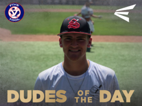 Caleb Cain, Dude of the Day, June 22