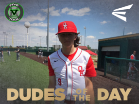 Caleb Isaacs, Dude of the Day, June 21