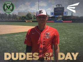 Carson Zenger, Dude of the Day, June 16