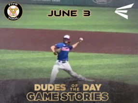 Easton Dudes of the Day/Game Stories: Five Tool West Abilene Christian Qualifier (Sunday, June 3)