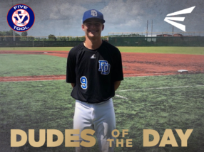 Griffin Tarter, Dude of the Day, June 28
