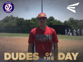 Hunter Caldwell, Dude of the Day, June 3