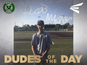 Jacob Misiorowski, Dude of the Day, June 1