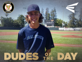 Nate Silva, Dude of the Day, June 22