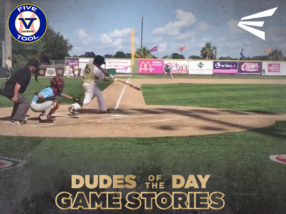 Easton Dudes of the Day/Game Stories (Saturday, June 23): Scout Games at Tulane