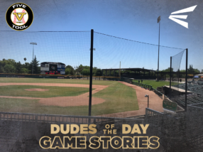 Easton Dudes of the Day/Game Stories: Five Tool West Northern California NIT (June 23)