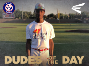Kadon Morton, Dude of the Day, June 22