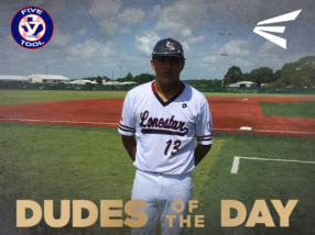 Nico Rodriguez, Dude of the Day, June 12