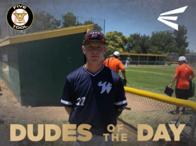 Parker Neutzling, Dude of the Day, June 23
