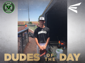 Reese Ratchford, Dude of the Day, May 31