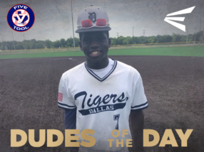 Tyler Collins, Dude of the Day, June 22
