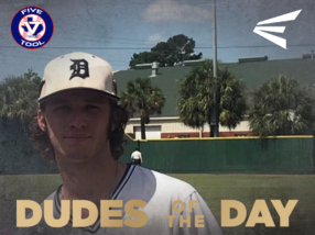 Weston Symes, Dude of the Day, June 8