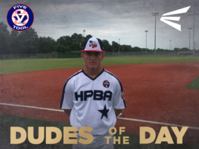 Dylan Bourgeois, Dude of the Day, June 13