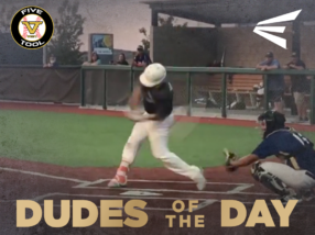 Easton Dudes of the Day/Game Stories: Five Tool West Duke City 16U-18U Championships (Friday, June 29)