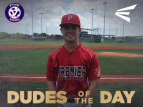 Zach Wall, Dude of the Day, June 7