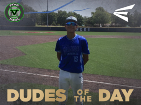 Andrew Tellia, Dudes of the Day, July 14
