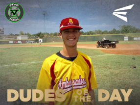 Austin Slate, Dude of the Day, July 15