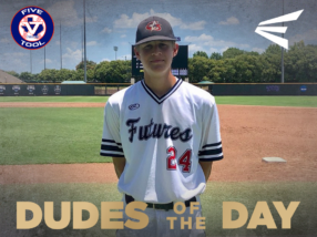 Caleb Bunch, Dude of the Day, July 14-15