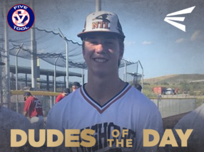 Dalton Beck, Dude of the Day, July 14-15