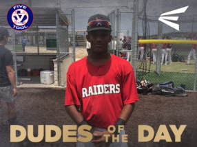 Davin Lemmons, Dude of the Day, July 12-13