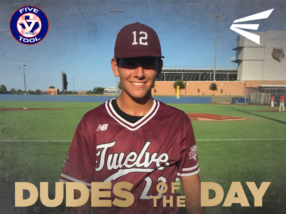 Elijah Uribe, Dude of the Day, July 14