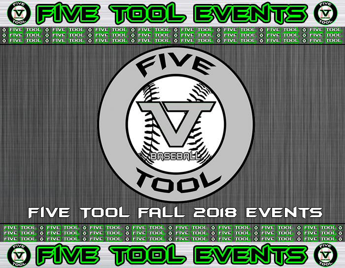 Five Tool Fall 2018 Events