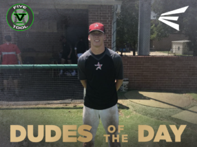 Hunter Wood, Dude of the Day, July 20