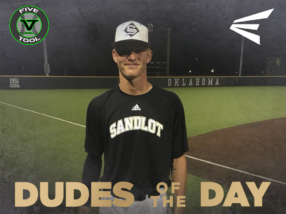 Jake Adams, Dude of the Day, July 5