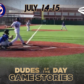 Easton Dudes of the Day/Game Stories: Cowtown Classic (Saturday, July 14-Sunday, July 15)