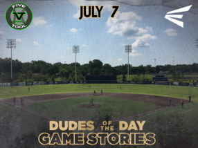 Easton Dudes of the Day/Game Stories: Five Tool Midwest Championships (Saturday, July 7)