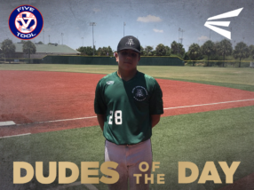 Keaton Schultz, Dude of the Day, July 28