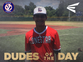 Matt Gauna, Dude of the Day, July 28