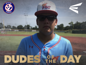 Matthew Luna, Dude of the Day, July 19